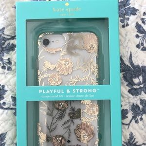 Kate Spade iPhone case 6/6s/7/8